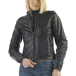 Dainese Women's Nikita Leather Jacket - Saddlemen Seat And Saddlebag Conditioner - 16oz