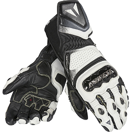 Dainese Pro Metal RS Gloves - Dainese Carbon Cover ST Gloves