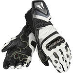 Dainese Pro Metal RS Gloves - SIDI Shorty Motorcycle Gloves