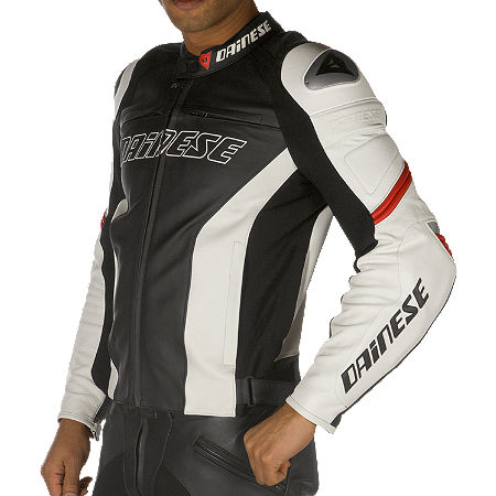 Dainese Racing Leather Jacket - Main