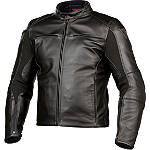 Dainese Razon Leather Jacket - Dainese Leather Motorcycle Riding Jackets