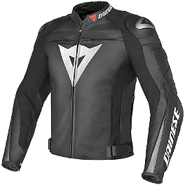 Dainese Super Speed C2 Leather Jacket - Dainese Racing C2 Leather Jacket