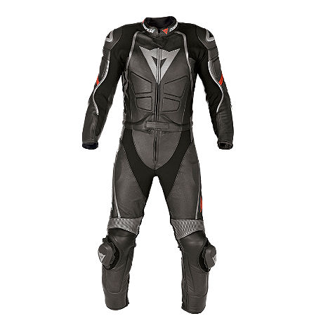Dainese Laguna Seca New Perforated Leather Two-Piece Suit - Main