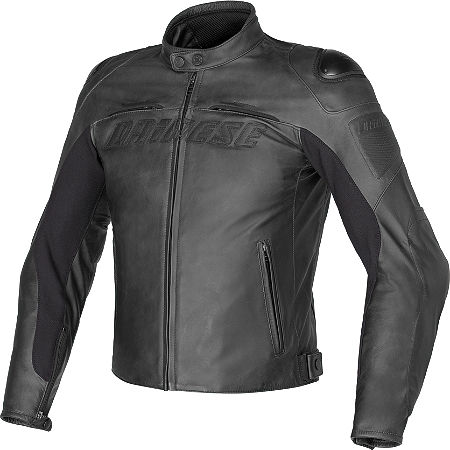 Dainese Speed Naked Leather Jacket - Main