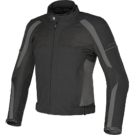 Dainese Spedio D-Dry Jacket - Dainese Frazer Leather Jacket