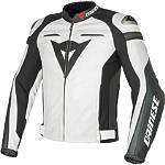 Dainese Super Speed Leather Jacket - Dainese Leather Motorcycle Riding Jackets
