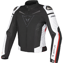 Dainese Super Speed Textile Jacket - Dainese Racing Perforated Leather Jacket