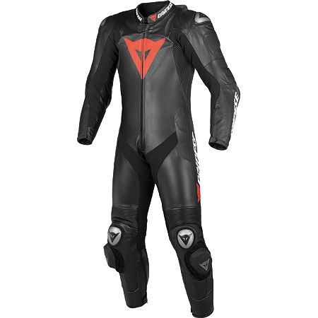 Dainese Team Estiva Perforated Leather One-Piece Suit - Main