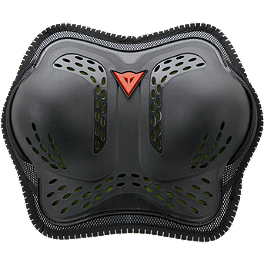 Dainese Women's Thorax Protector - Forcefield Body Armour Women's Pro L2 Kevlar Back Protector