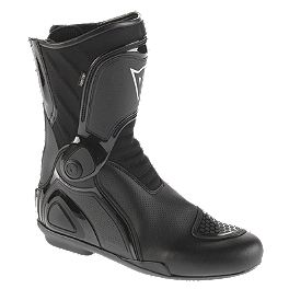Dainese TRQ-Tour Gore-Tex Boots - Dainese Alien Leather Pants