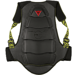 Dainese Youth New Back Protector 5 - Forcefield Body Armour Children's Kadet Back Protector