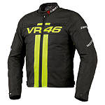 Dainese VR46 Textile Jacket - Discount & Sale Cruiser Jackets and Vests