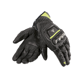 Dainese 4-Stroke Gloves - Dainese Carbon Cover S-ST Gloves