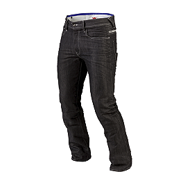 Dainese D6 Kevlar Pants - Dainese D6 Denim Pants