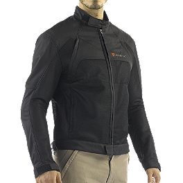 Dainese Air-Flux Jacket - Dainese Shotgun Textile Jacket