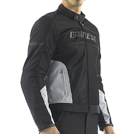 Dainese Air-Frame Tex Jacket - Dainese Air G2 Level 2 Shield