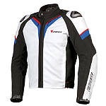 Dainese Aspide Textile Jacket -  Cruiser Jackets and Vests