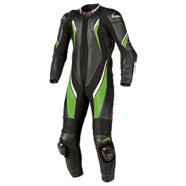 Dainese Aspide Leather One-Piece Suit - Dainese Draken Perforated Leather Two-Piece Suit