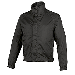 Dainese Dublin Waterproof Packable Jacket - Sidi Armada Gore Tex Boots