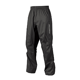 Dainese Dublin Waterproof Packable Pants - Dainese Edimburgo Waterproof Reflective Pants