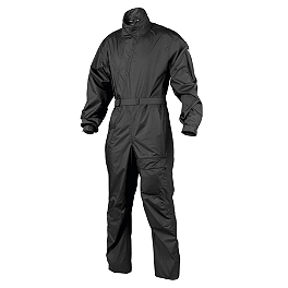 Dainese Glasgow Waterproof Packable Suit - Firstgear Thermo One-Piece Rain Suit