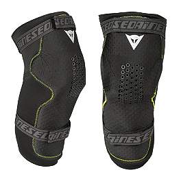 Dainese Knee Six Soft Knee Guards - Dainese Knee Six Pro Knee Guards