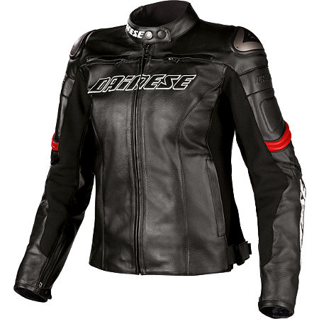 Dainese Women's Racing Leather Jacket - Main