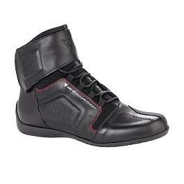 Dainese SSC Bravo D-WP Shoes - Dainese Cafe Boots