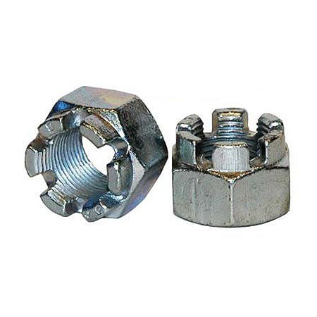 Durablue Axle End Nut Steel - Main