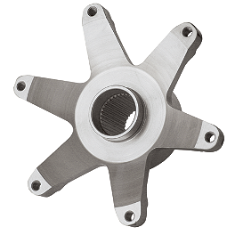 Dura Blue Sprocket Hub - 2009 Yamaha YFZ450 Durablue Posi-Lock Nut - For Stock Or Heavy Duty Axle