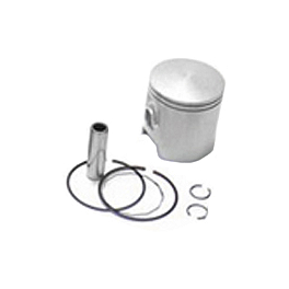 GYTR Replacement Cast Lite Piston Kit A - Vertex 2-Stroke Performance Long-Rod Piston Kit