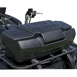 Yamaha Genuine OEM Front Rigid Cargo Box - 2003 Yamaha GRIZZLY 660 4X4 Yamaha Genuine OEM Realtree Hardwoods Camouflage Fender Covers