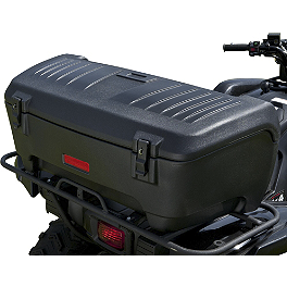 Yamaha Genuine OEM Rear Rigid Cargo Box - 2013 Yamaha GRIZZLY 550 4X4 Yamaha Genuine OEM Heavy-Duty Front Brush Guard