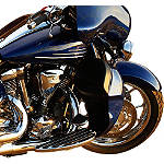 Yamaha Star Accessories Lower Cowl - Primer - Yamaha Star Accessories Cruiser Fairing Kits and Accessories