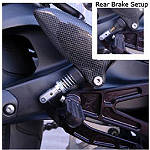 GYTR Rear Brake Return Spring -  Motorcycle Brakes