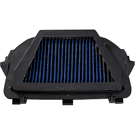 GYTR High Flow Air Filter - 2008 Yamaha YZF - R6 GYTR R6 Bike Cover