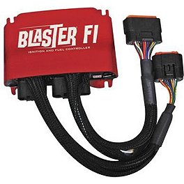 GYTR MSD Blaster FI Ignition And Fuel Controller - 2011 Yamaha RAPTOR 700 GYTR MSD Blaster FI Ignition And Fuel Controller