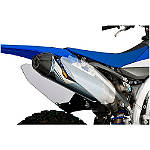 GYTR FMF Factory 4.1 Special Edition Muffler - Yamaha GYTR Dirt Bike Exhaust