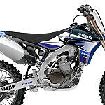 GYTR One Industries Flux Graphic Kit - Yamaha GYTR Dirt Bike Graphics