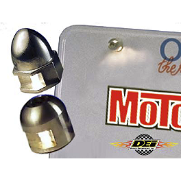 DEI LED Lite'N Boltz - 2 Pack - Custom Dynamics LED License Plate Frame