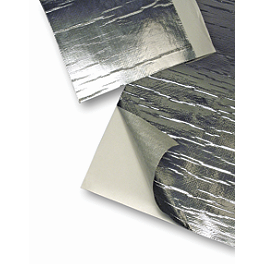 "DEI Reflect-A-Cool 12"" x 24"" - Helix Aluminized Heat Barrier"