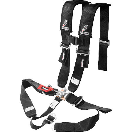 Dragonfire Racing 5-Point SFI Approved Racing Harness - Main