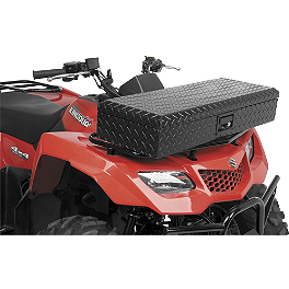DFS Aluminum ATV Box - Front - DFS Aluminum ATV Box - Rear