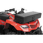 DFS Aluminum ATV Box - Front - ATV Racks and Luggage