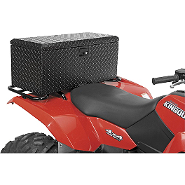 DFS Aluminum ATV Box - Rear - DFS Aluminum ATV Box - Front