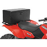 DFS Aluminum ATV Box - Rear - DFS Dirt Bike Products