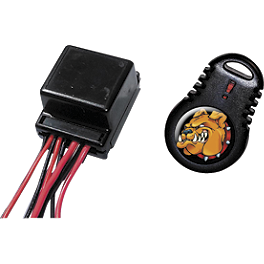 Digital Guard DGD-1 Smart Relay & RFID Dawg Tag - Gorilla Cycle Alarm With 3-Button Remote Transmitter