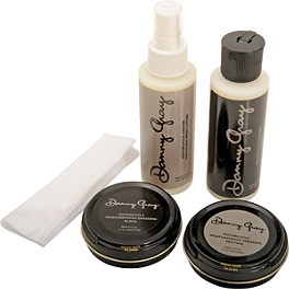 Danny Gray Leather Care Kit - Arai SAI Pinlock Shield
