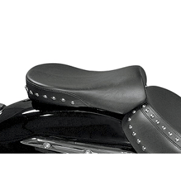 Danny Gray Wide Passenger Bigseat - Studded - Danny Gray Wide Passenger Bigseat - Plain