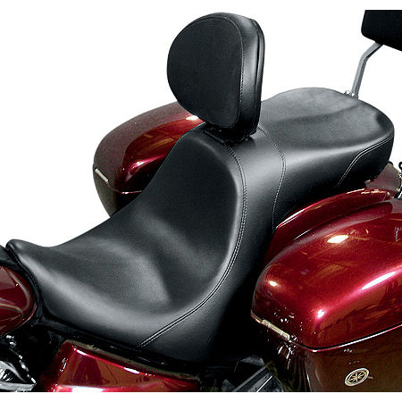 Danny Gray Weekday 2-Up XL Seat With Backrest Receptacle - Plain - Main